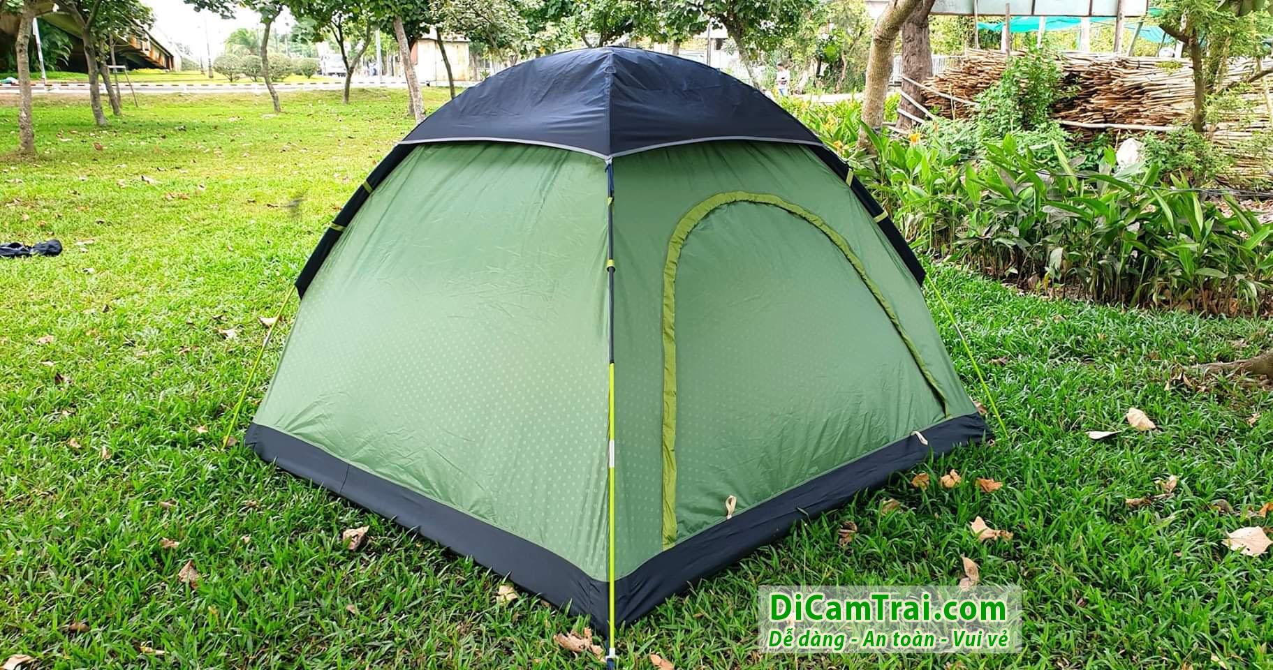 lều cắm trại 1 lớp