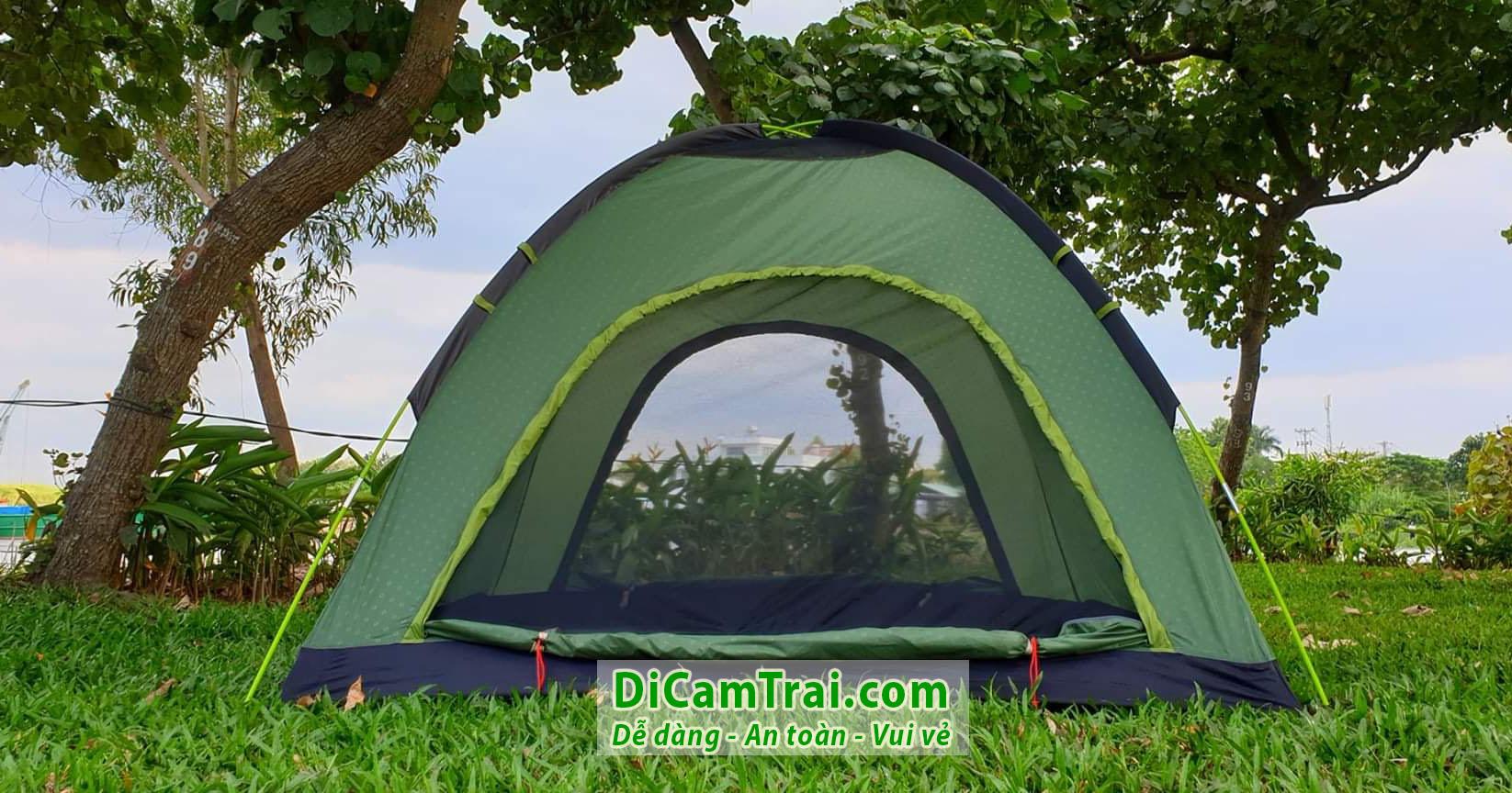 lều cắm trại 4 người outwell