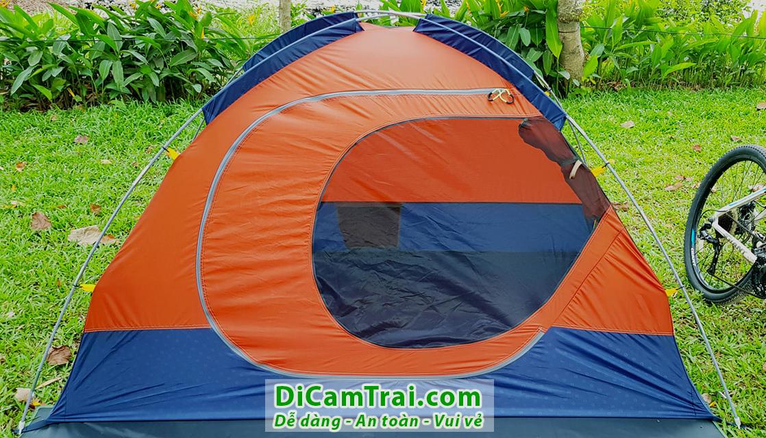 thuê lều cắm trại 2 người