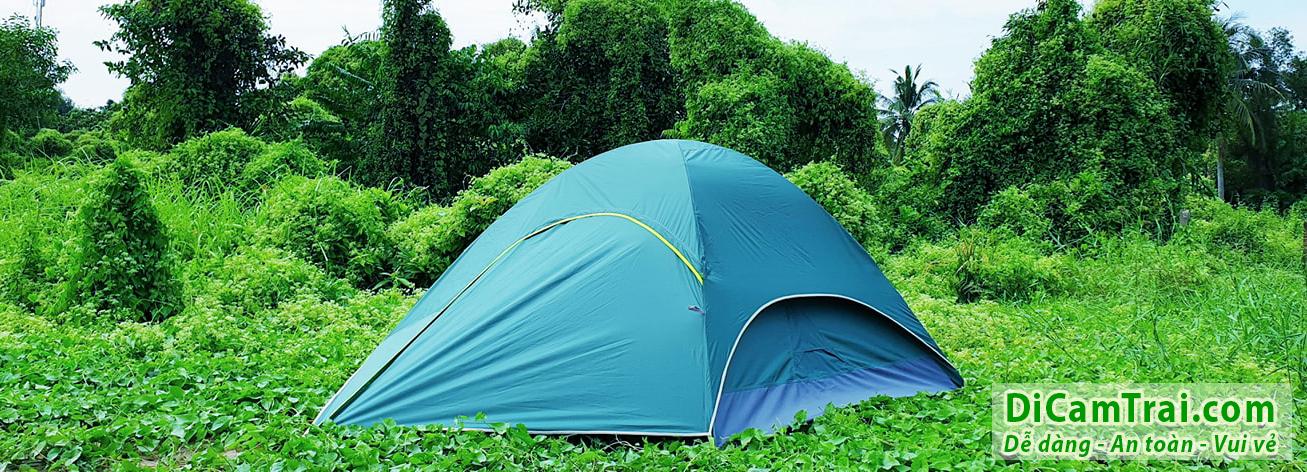 thuê lều cắm trại 3 người