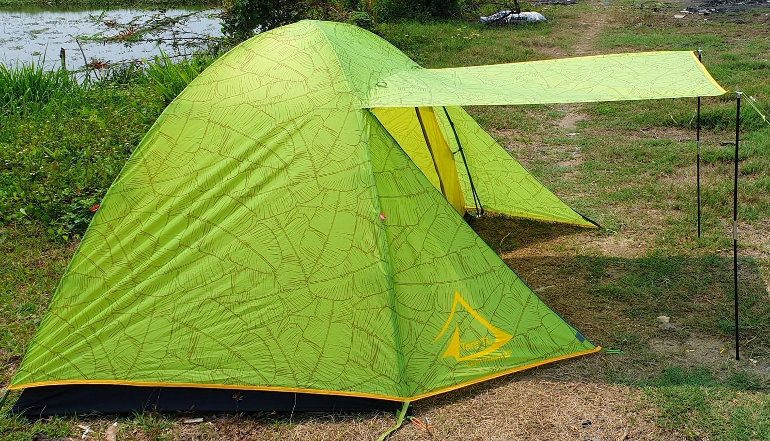 thuê lều du lịch nha trang