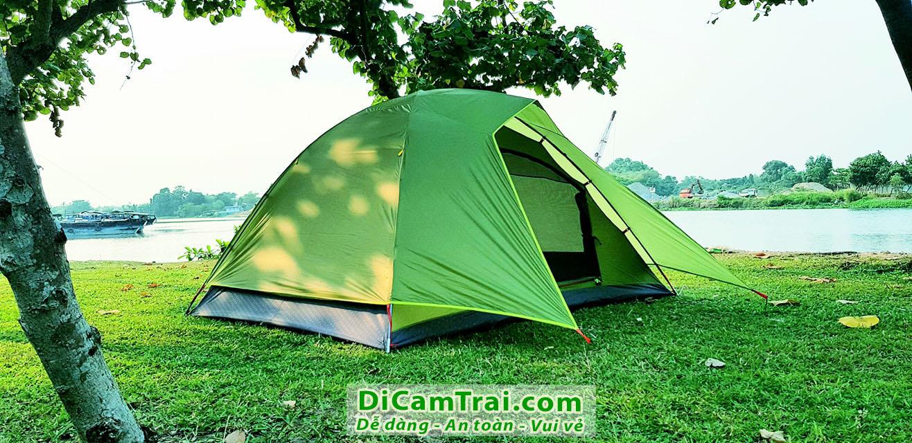 thuê lều cắm trại nha trang