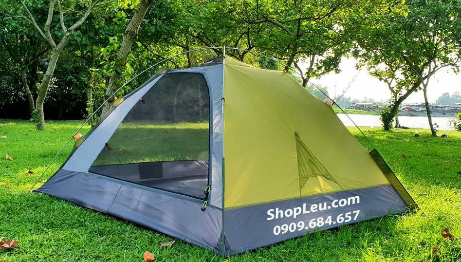 lều 2 người chống mưa
